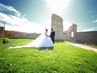 Le nozze di Tatiana e Rey