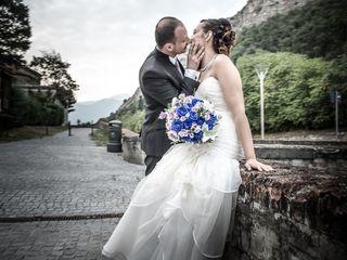 Le nozze di Jessica e Graziano