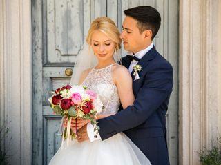 Le nozze di Inna e Andrea