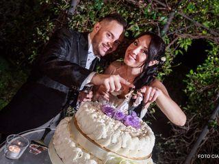 Le nozze di Michele e Federica