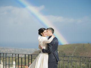 Le nozze di Alessandro e Tiziana