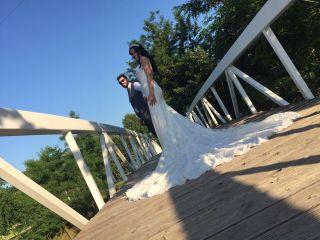 Le nozze di Valentina  e Kliton  1