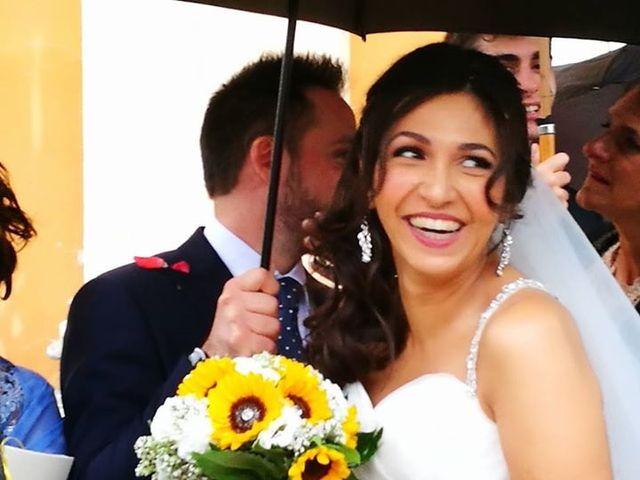 Il matrimonio di Tommaso e Rosa a Nibbiano, Piacenza 3