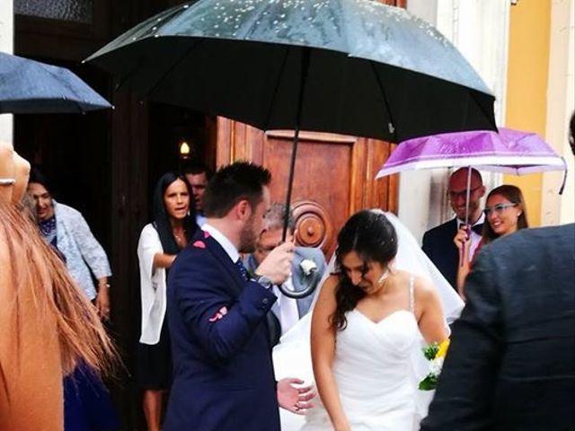 Il matrimonio di Tommaso e Rosa a Nibbiano, Piacenza 8