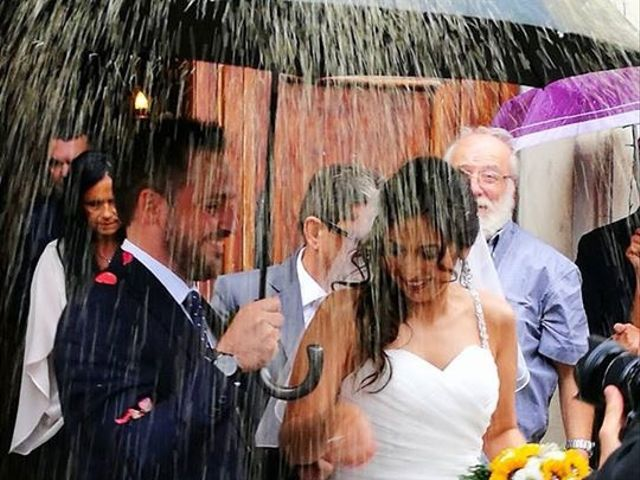 Il matrimonio di Tommaso e Rosa a Nibbiano, Piacenza 9