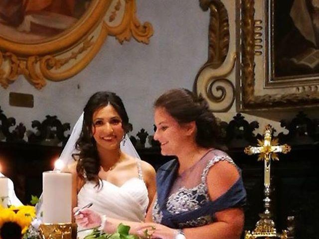 Il matrimonio di Tommaso e Rosa a Nibbiano, Piacenza 10