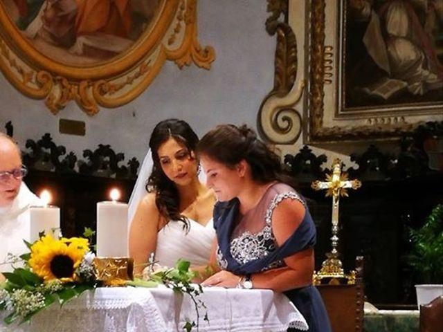 Il matrimonio di Tommaso e Rosa a Nibbiano, Piacenza 12