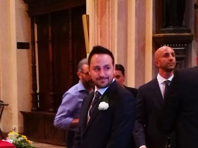 Il matrimonio di Tommaso e Rosa a Nibbiano, Piacenza 14