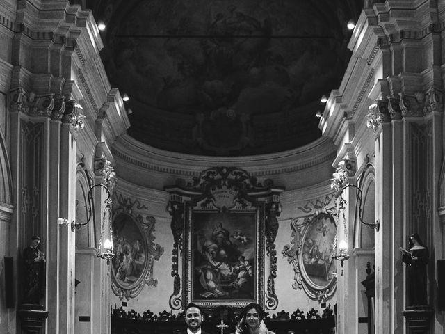 Il matrimonio di Tommaso e Rosa a Nibbiano, Piacenza 15