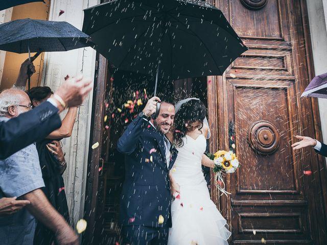 Il matrimonio di Tommaso e Rosa a Nibbiano, Piacenza 16
