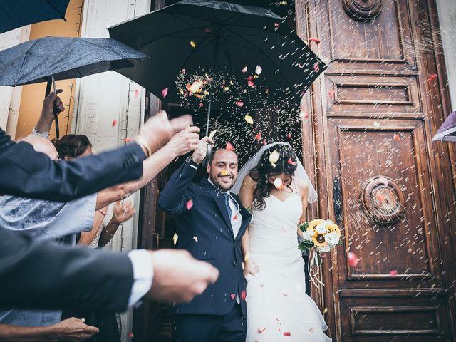 Il matrimonio di Tommaso e Rosa a Nibbiano, Piacenza 17