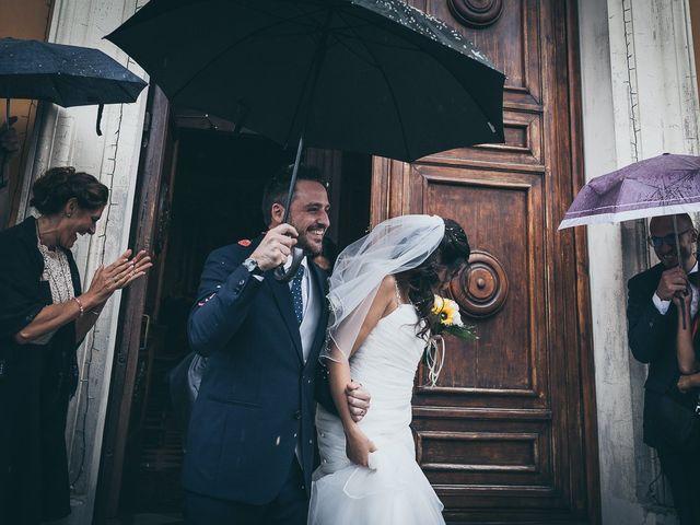 Il matrimonio di Tommaso e Rosa a Nibbiano, Piacenza 18