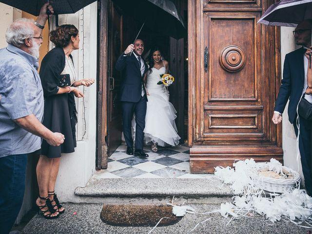 Il matrimonio di Tommaso e Rosa a Nibbiano, Piacenza 20