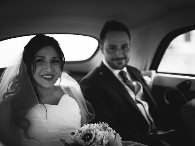 Il matrimonio di Tommaso e Rosa a Nibbiano, Piacenza 21