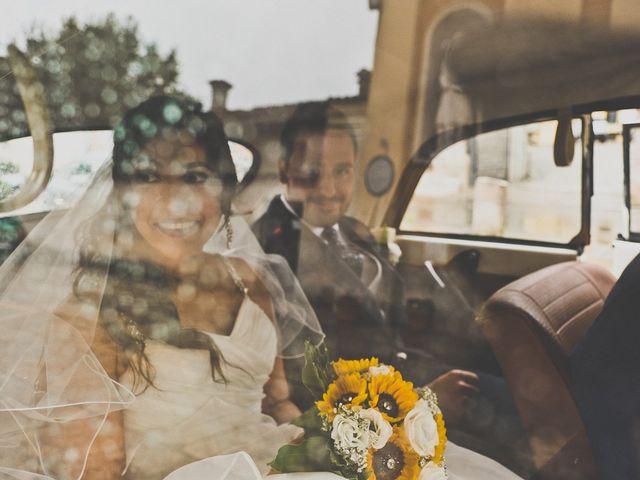 Il matrimonio di Tommaso e Rosa a Nibbiano, Piacenza 24