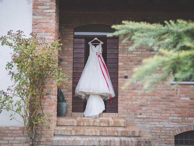 Il matrimonio di Andrea e Carla a Certosa di Pavia, Pavia 16