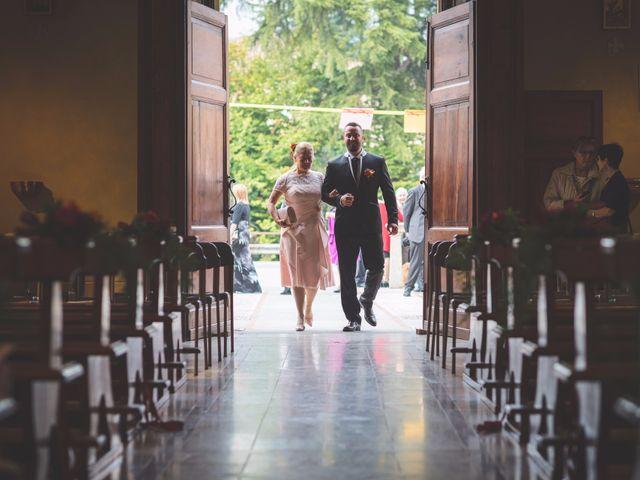 Il matrimonio di Andrea e Carla a Certosa di Pavia, Pavia 38