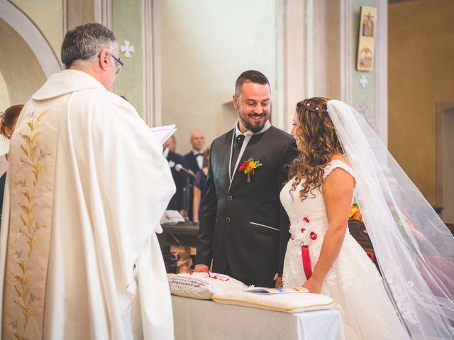 Il matrimonio di Andrea e Carla a Certosa di Pavia, Pavia 42