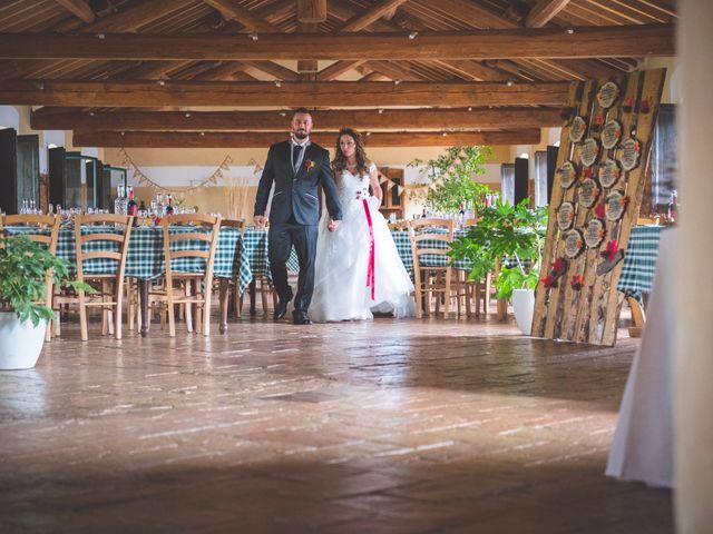 Il matrimonio di Andrea e Carla a Certosa di Pavia, Pavia 52