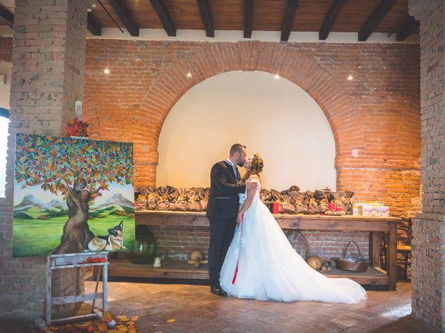 Il matrimonio di Andrea e Carla a Certosa di Pavia, Pavia 56