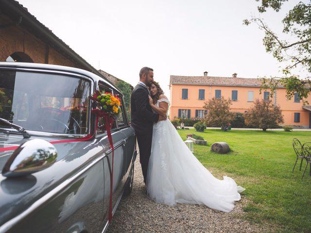 Il matrimonio di Andrea e Carla a Certosa di Pavia, Pavia 57