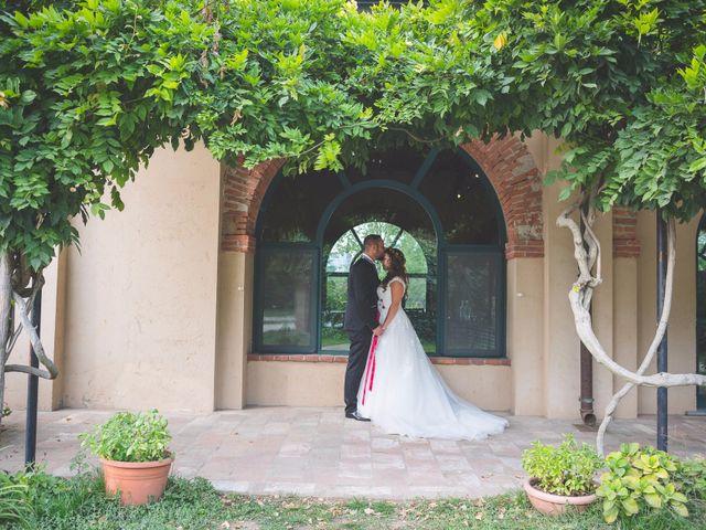 Il matrimonio di Andrea e Carla a Certosa di Pavia, Pavia 59