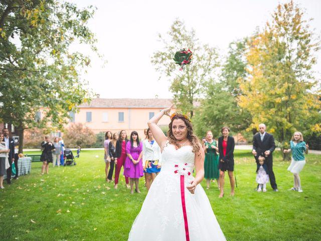 Il matrimonio di Andrea e Carla a Certosa di Pavia, Pavia 65