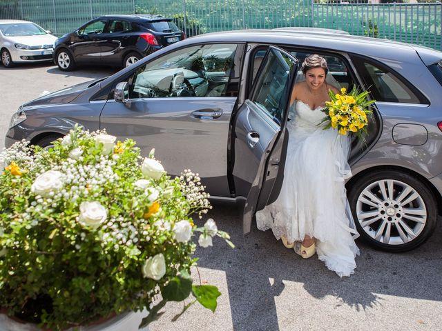 Il matrimonio di Giuseppe e Ilaria a Caserta, Caserta 38