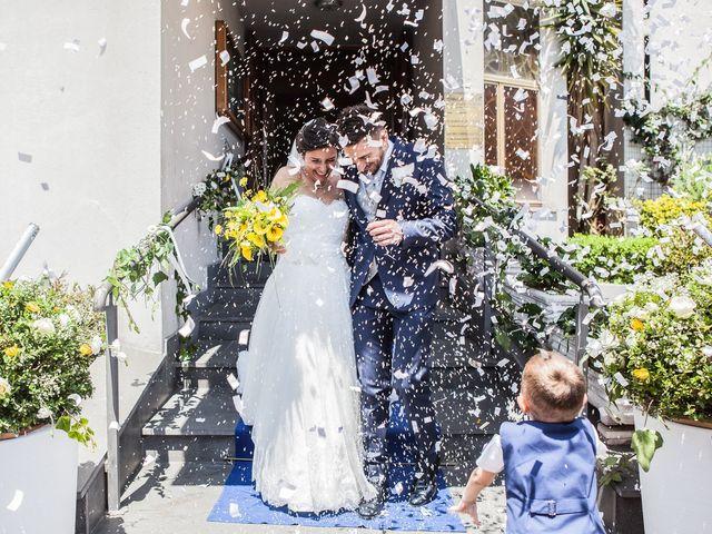 Il matrimonio di Giuseppe e Ilaria a Caserta, Caserta 53