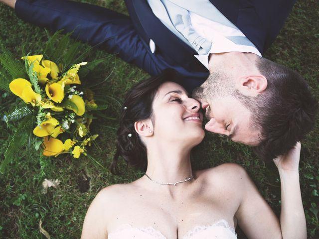 le nozze di Ilaria e Giuseppe