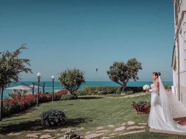 Il matrimonio di Edinjo e Nini a Orsogna, Chieti 10