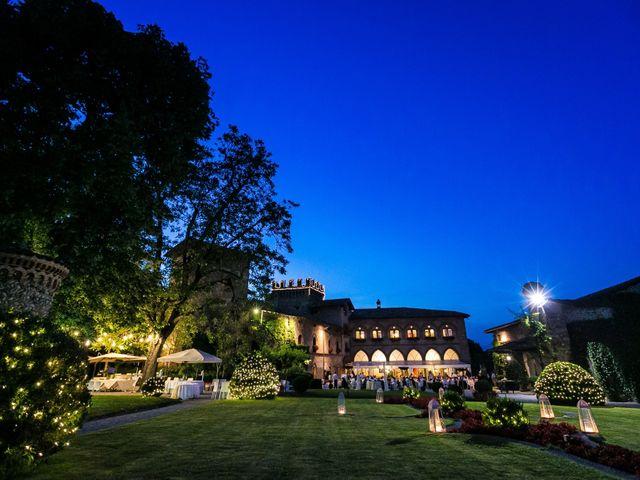 Il matrimonio di Federico e Marina a Arcene, Bergamo 2