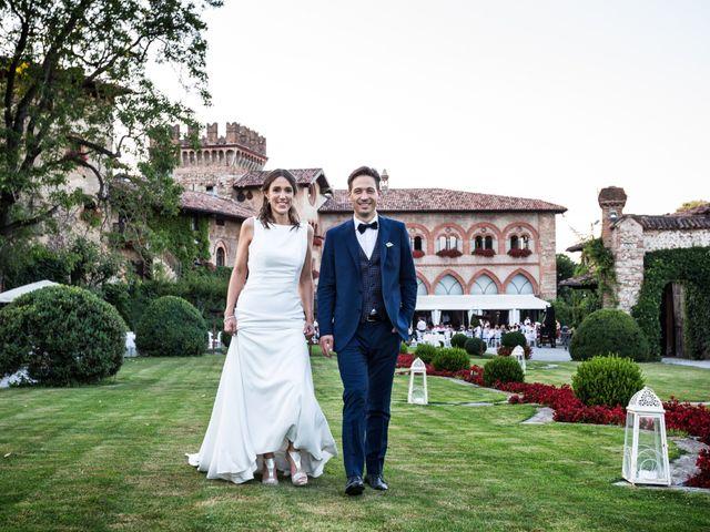Il matrimonio di Federico e Marina a Arcene, Bergamo 6