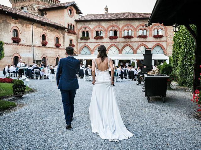 Il matrimonio di Federico e Marina a Arcene, Bergamo 8
