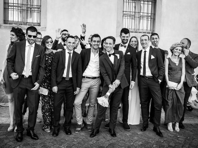 Il matrimonio di Federico e Marina a Arcene, Bergamo 27