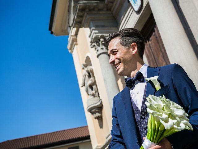 Il matrimonio di Federico e Marina a Arcene, Bergamo 30