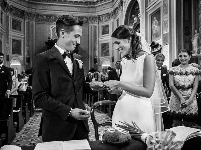 Il matrimonio di Federico e Marina a Arcene, Bergamo 37