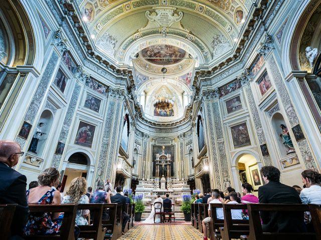 Il matrimonio di Federico e Marina a Arcene, Bergamo 40
