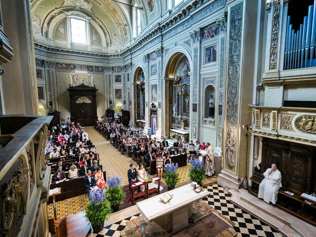 Il matrimonio di Federico e Marina a Arcene, Bergamo 42