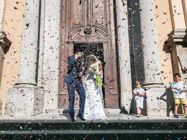 Il matrimonio di Federico e Marina a Arcene, Bergamo 43