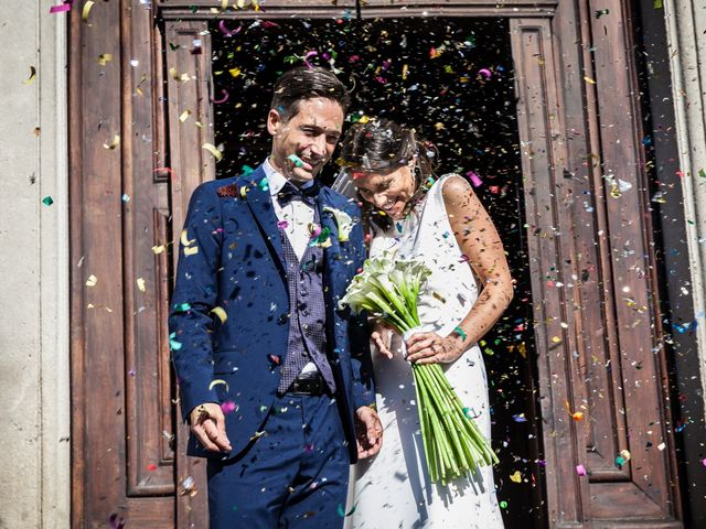 Il matrimonio di Federico e Marina a Arcene, Bergamo 44