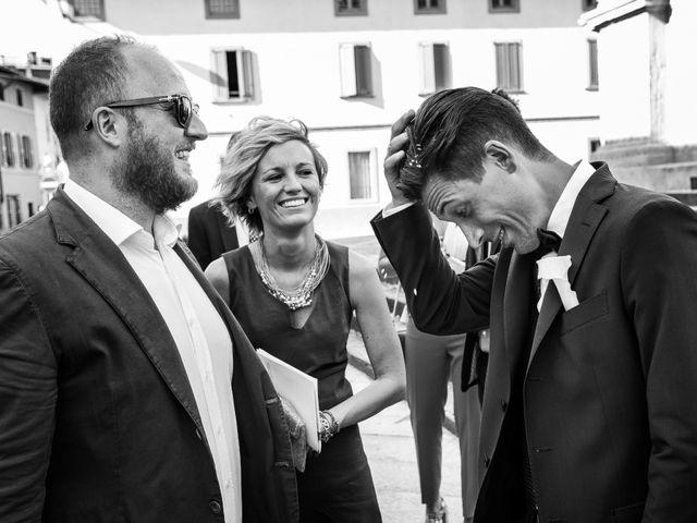 Il matrimonio di Federico e Marina a Arcene, Bergamo 54