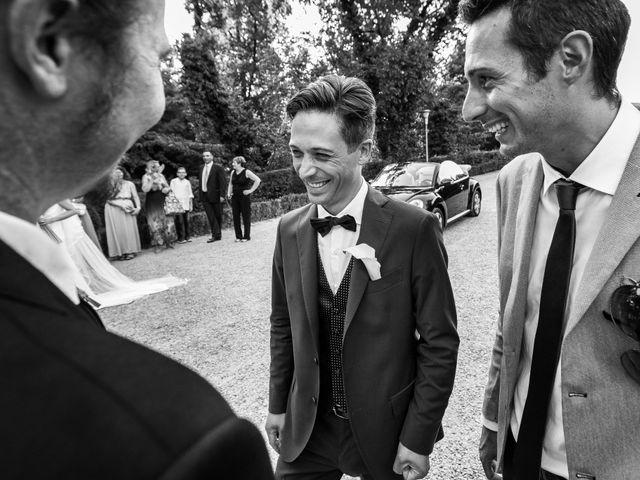 Il matrimonio di Federico e Marina a Arcene, Bergamo 70
