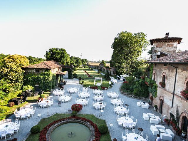 Il matrimonio di Federico e Marina a Arcene, Bergamo 74