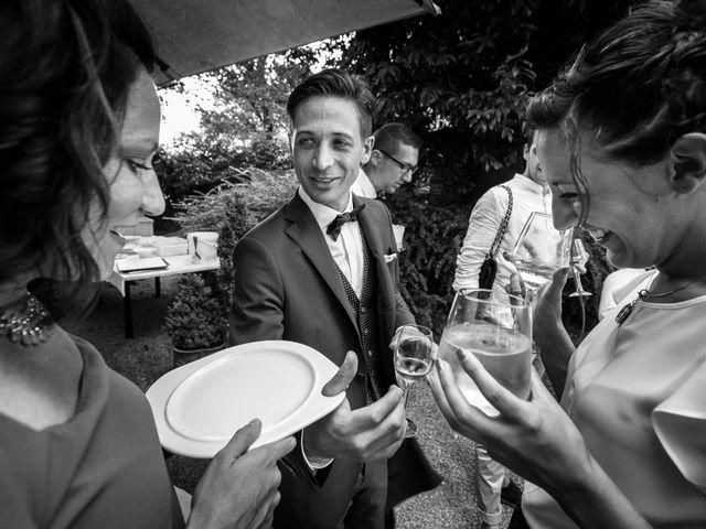 Il matrimonio di Federico e Marina a Arcene, Bergamo 82