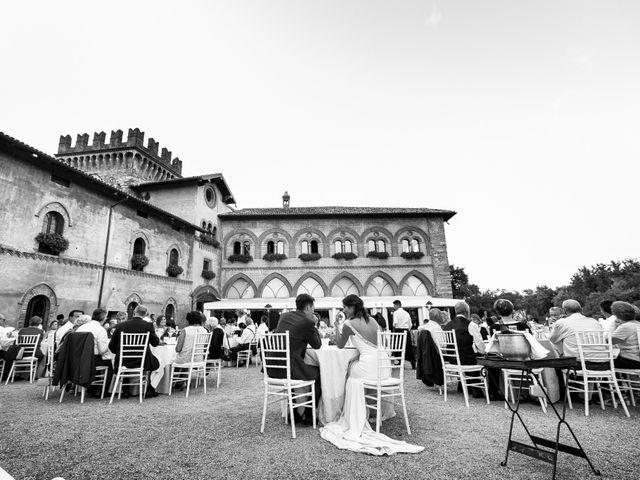 Il matrimonio di Federico e Marina a Arcene, Bergamo 94