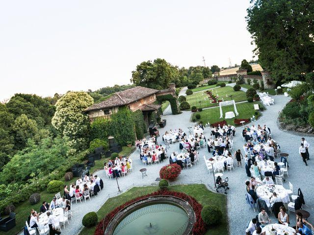 Il matrimonio di Federico e Marina a Arcene, Bergamo 95