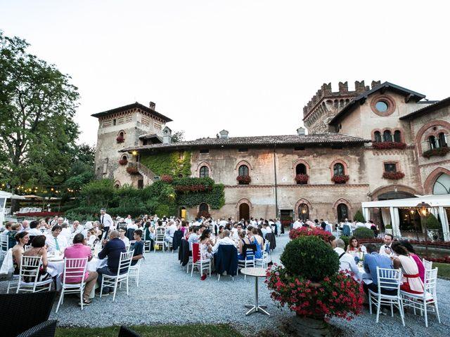 Il matrimonio di Federico e Marina a Arcene, Bergamo 96