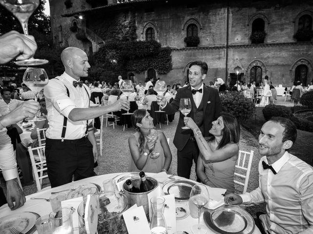 Il matrimonio di Federico e Marina a Arcene, Bergamo 100