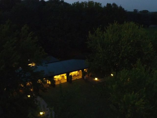 Il matrimonio di Fabio e Nadia a Comacchio, Ferrara 13